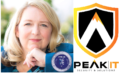 1Laney IT Consulting, Inc. dba Peak IT Security & Solutions: Nancy Laney, PMP